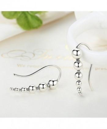Climber Earrings WOSTU Sterling Silver in Women's Cuffs & Wraps Earrings
