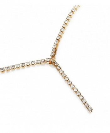 Jstyle Necklaces Pendant Adjustable Gold tone in Women's Choker Necklaces