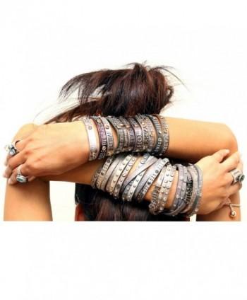 Good Works Bracelet Eco Harvest RW205BYC in Women's Wrap Bracelets