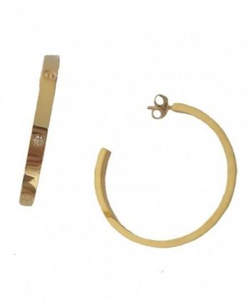 Baoli Titanium Diamond Earring yellow