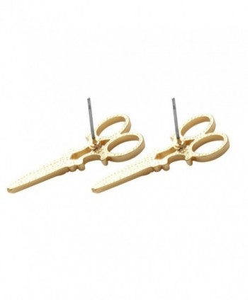 Senfai Arrival scissor earrings Jewelry