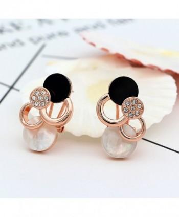 Kemstone Crystal Accented Earrings Birthday