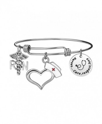 Nurse Bangle Bracelet Gifts Expendable - Nurse Bracelet - CM1884Q988G