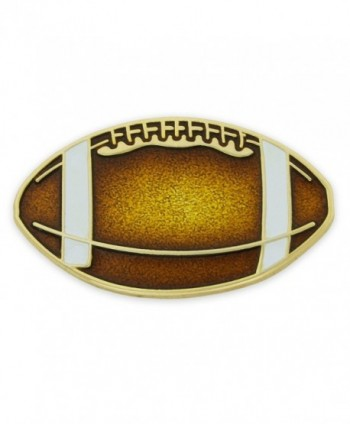 PinMart's Football Sports Enamel lapel Pin - CB119PEO9GZ
