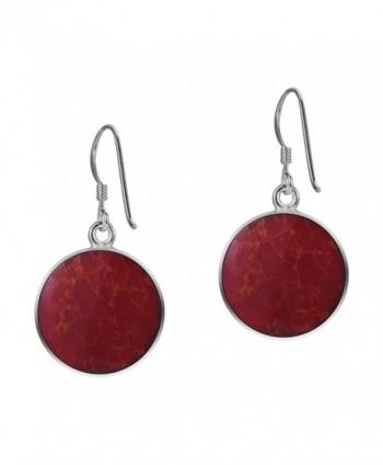 Mystical Reconstructed Sterling Silver Earrings in Women's Drop & Dangle Earrings