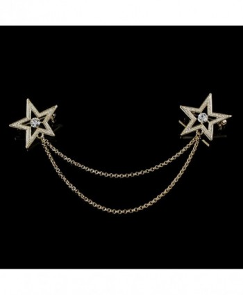 DMI Fashion Jewelry Gold Tone Brooches
