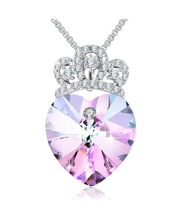 Angelady Pendant Necklace Girlfriend Swarovski - CP186SA4AUX