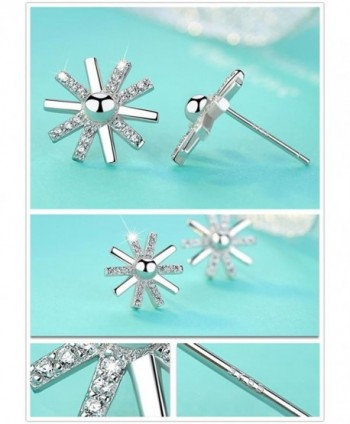 588714c85 KOREA JIAEN Flower Earrings Sterling earrings - Sun Flower Earrings ...