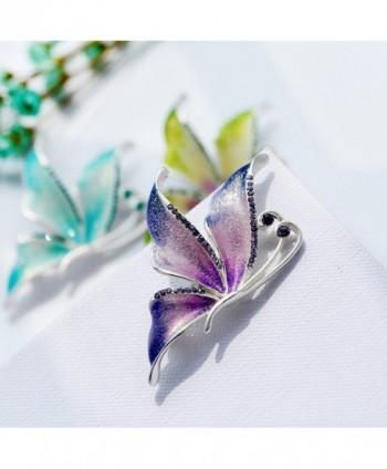 Butterfly Swarovski Crystal Rhinestones Jewelry