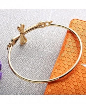 CHUANGYUN Rhinestone Bracelet Bangle Silver in Women's Bangle Bracelets