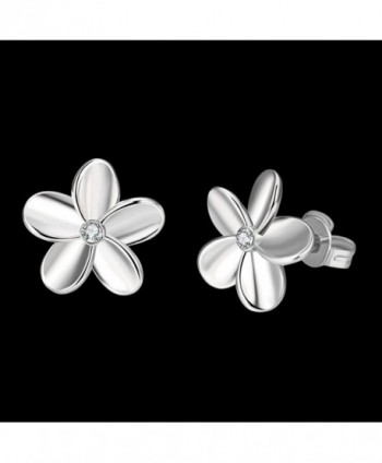 ImSky Earrings Flower Shaped Jewellery in Women's Stud Earrings