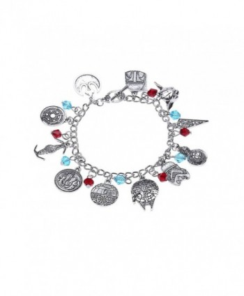 Lureme Star Wars Bracelet with Multi Charms Bracelet Best Gift for Movies Fans (bl003116) - CH184S7ZO36