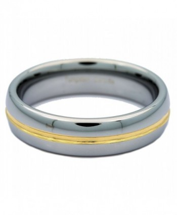 MJ Plated Tungsten Carbide Polished