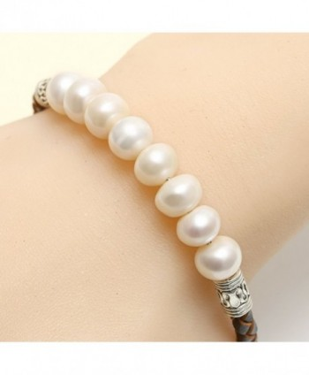 Aobei Pearl Cultured Freshwater Bracelet in Women's Bangle Bracelets