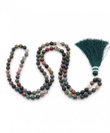 Gemstone Necklace Bracelet necklace Knotted