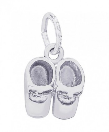 Rembrandt Charms Baby Shoes Charm - CP111GJU4ON