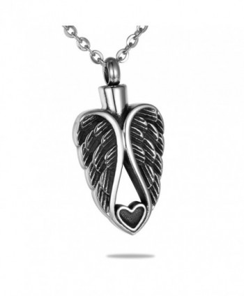 HooAMI Cremation Jewlery Memorial Necklace