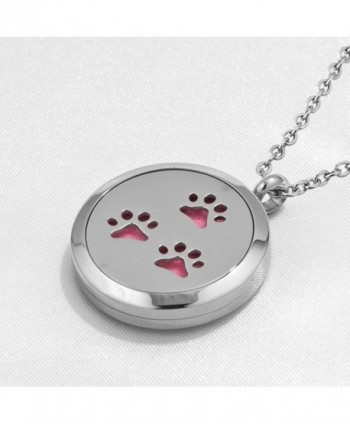 DemiJewelry Aromatherapy Essential Diffuser Necklace