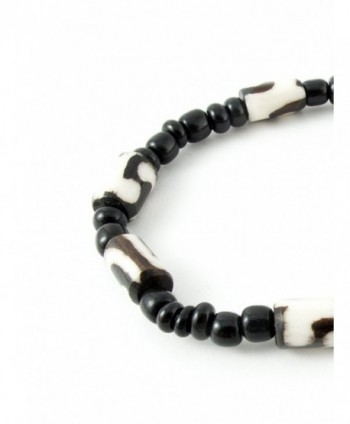 Maisha Beautiful African Stretchy Bracelet