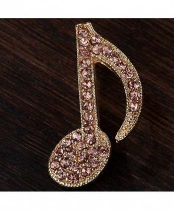 YAZILIND Jewelry Champagne Brooches Wedding