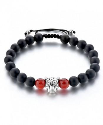 Bracelet Natural Gemstone Bracelets Valentines - CF188N8TUUQ