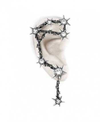 Daughters Of Darkness Ear Wrap by Alchemy Gothic - CC12DDNQPQ5