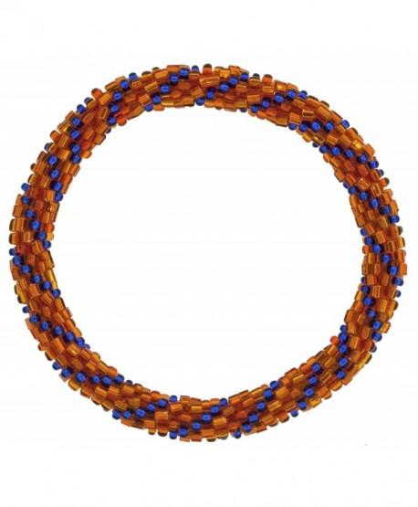 The Original Roll-On Bracelet-Let'S Go Blue & Orange - CY11QY2XMVT