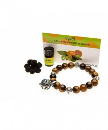 Essential Diffuser Aromatherapy Bracelet Jewelry - C511X9CUEW7