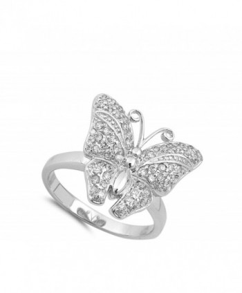 Butterfly Micro Classic Sterling Silver