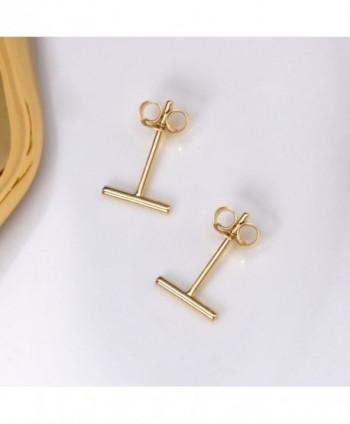 Minimalist Sterling Silver Earrings Simplify