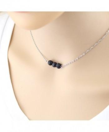 Lava Rock Stone Diffuser Necklace