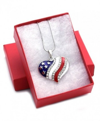 Heart Pendant Necklace Fashion Jewelry