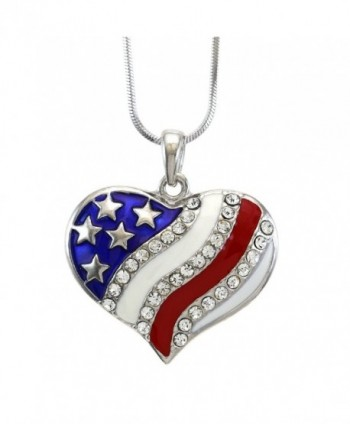 Heart Pendant Necklace Fashion Jewelry in Women's Pendants
