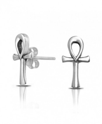 Bling Jewelry earrings Sterling Silver in Women's Stud Earrings