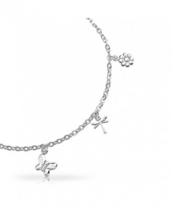 Bling Jewelry Butterfly Sterling Dragonfly