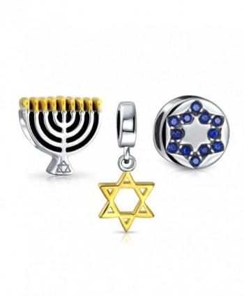 Bling Jewelry Hanukkah Chanukah Sterling - CV11HL5S8LR