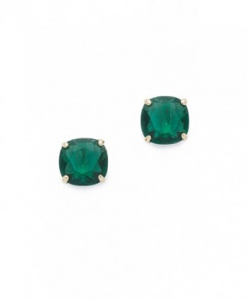 Kate Spade New York Small Square Stud Earrings - C417X3KC6Y4
