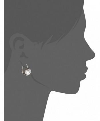 Sorrelli Crystal Clear Single Earrings