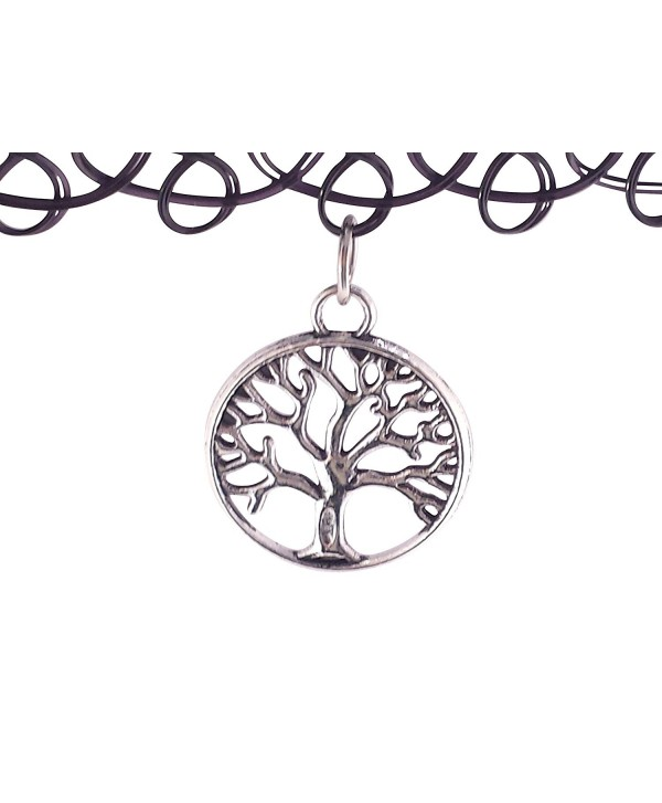 Most Comfortable Tree of Life Choker Necklace - C8123K2CYCD