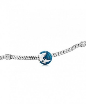 Sterling Silver European Traveling Bracelet