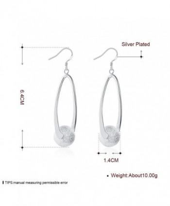 NA BEAUTY Sterling Dangling Earrings