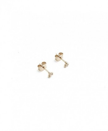 HONEYCAT Trinity Earrings Minimalist Delicate