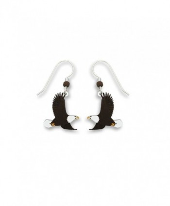Sienna Sky Bald Eagle Earrings - CW11FDJRO3L