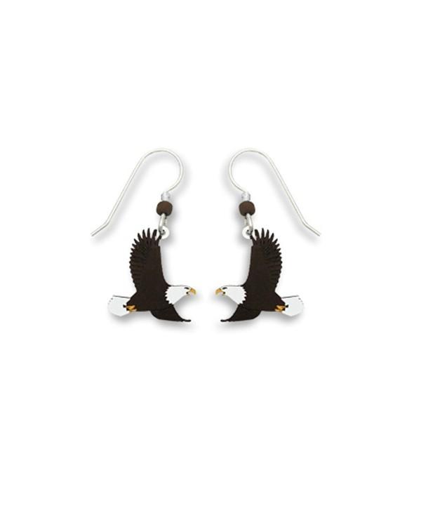 Sienna Sky Bald Eagle Earrings - CW11FDJRO3L