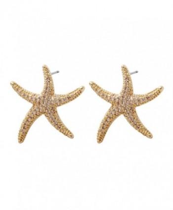 NOUMANDA Starfish Earrings Fashion Accessories