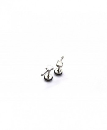 Chelsea Jewelry Collections screw back Stainless