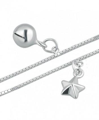 Mel Crouch Sterling Infinity Bracelets