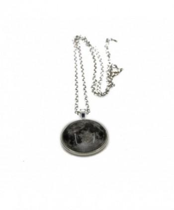 CHOP Pendant Necklace Galaxy Cabochon