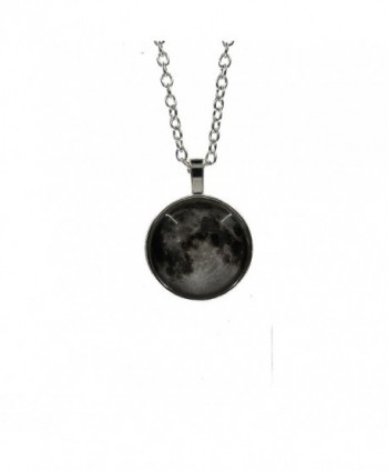 CHOP Pendant Necklace Galaxy Cabochon in Women's Chain Necklaces
