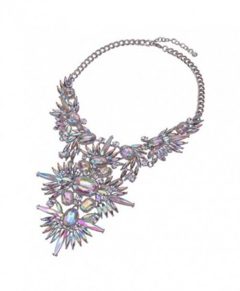 Statement Necklace Stunning Crystal NABROJ in Women's Choker Necklaces